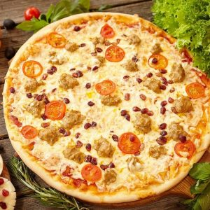 Пицца 3 Кебаба